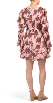 Australian Designed Take A Chance Mini Dress