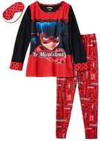 Nickelodeon Miraculous Ladybug Pajama for girls