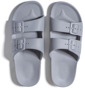 Freedom Moses Slippers Grey - 24/25 - 7/8 - 8/9