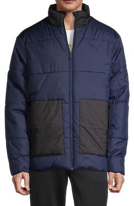 Puma Stand Collar Padded Jacket