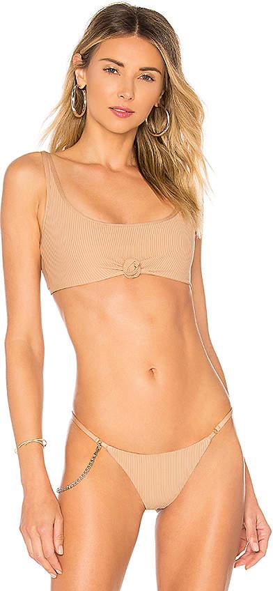 cc2e5979e0a Nude Bikini Top - ShopStyle