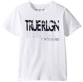 True Religion Shadow Tee (Toddler/Little Kids)