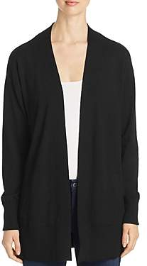 Sioni Drop-Shoulder Open Cardigan