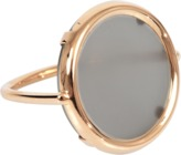 ginette_ny Ever moonstone disc ring