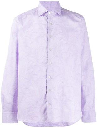 Etro paisley long-sleeve shirt