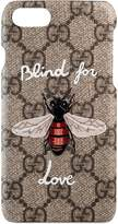 Gucci iPhone 7 case with bee