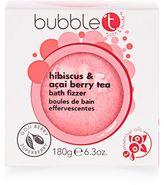 Bubble t bath fizzer