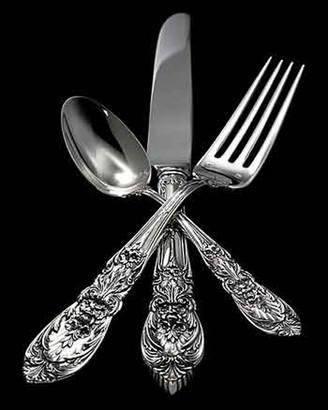 Wallace Richelieu Dinner Fork
