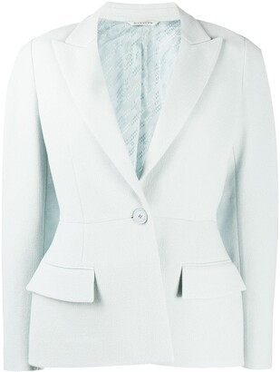 Givenchy Accentuated Sleeve Blazer