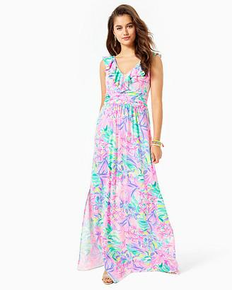 Lilly Pulitzer Mirella Maxi Dress