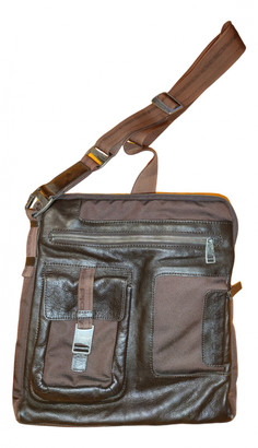 Piquadro Brown Leather Bags