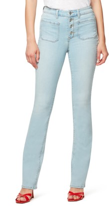 Sanctuary High Waist Demi Bootcut Jeans