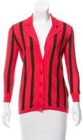L'Wren Scott Striped Cashmere Top