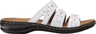 Clarks womens Leisa Cacti Q slides sandals
