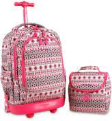 J World Setbeamer Wheeled Backpack