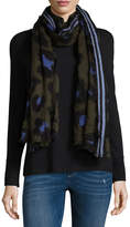 MIXIT Mixit Camo Oblong Cold Weather Scarf