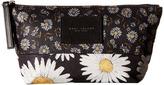 Marc Jacobs BYOT Mixed Daisy Flower Cosmetics Trapezoid