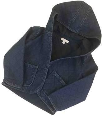 Stella McCartney Stella Mc Cartney Blue Denim - Jeans Jackets & Coats