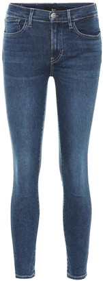 3x1 Sophie mid-rise skinny jeans