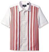 Nat Nast Men's Candela Short Sleeve Shirt