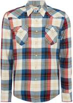 Levi's Plaid Barstow Western Hemp Shirt
