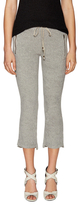 Rag Doll Vintage Terry Cotton Track Pant