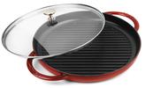 Staub Round Steam Grill Pan
