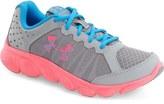 Under Armour 'Micro G ® Assert VI' Running Shoe (Big Kid)
