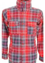 Bench Escape Checked Shirt Red