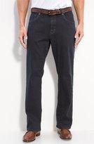 Cutter & Buck 'Madison Park' Jeans (Carbon) (Big & Tall)