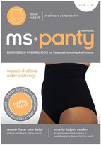 UpSpring Baby MS-Panty Recovery Shaper - Black - Small/Medium