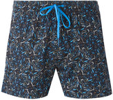 Fendi printed swim shorts - men - Polyamide/Spandex/Elastane - 46