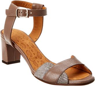 Chie Mihara Keysa Leather Sandal