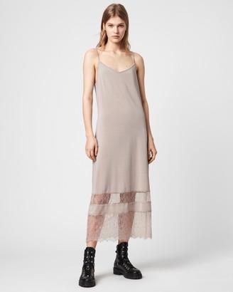 AllSaints Fran Lace Dress
