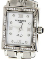 Raymond Weil 9631-STS-0099 Parsifal Stainless Steel and Diamond Quartz 18mm Watch