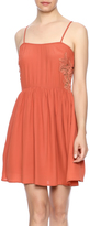 Compendium boutique Carley Sundress With Lace