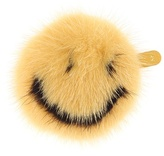 Anya Hindmarch Smiley fur sticker
