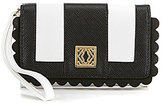 Kate Landry Flirty Scalloped Bifold Wallet