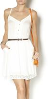 Double Zero Ivory Romance Dress