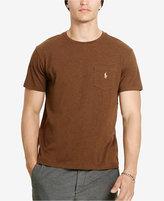 Polo Ralph Lauren Men's Cotton Jersey Pocket Crewneck T-Shirt