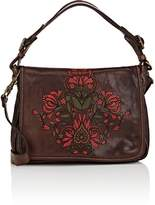 Campomaggi WOMEN'S LEATHER SHOULDER BAG