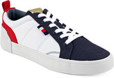 Tommy Hilfiger Women's Priss Lace-Up Sneakers Women's Shoes