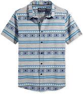 American Rag Men's Southwest Stripe Shirt, Only at Macy's
