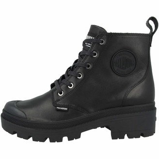 Palladium Women's Pallabase Leather Ankle Boot