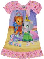 Komar Kids Daniel Tiger's Neighborhood Pink & Blue Nightgown - Toddler