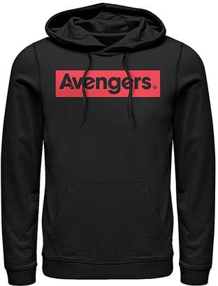 Fifth Sun Men's Pullover Sweaters BLACK - Black Avengers Cowl Neck - Men