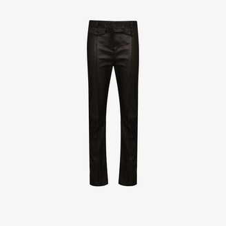 Tom Ford Skinny Leather Trousers