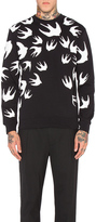 McQ by Alexander McQueen Clean Crew Neck
