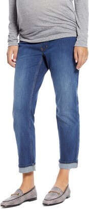 Isabella Oliver Over the Bump Boyfriend Maternity Jeans