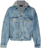 Fear Of God oversized denim jacket